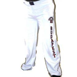 White jogger